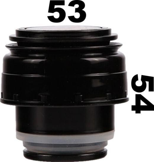Пробка с кнопкой для термоса 1 литр - размеры