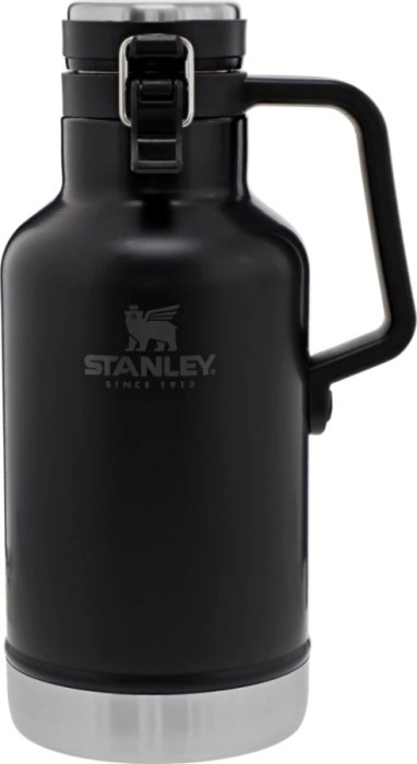 Термос Stanley Classic Easy-Pour Growler 1,9 литра - форма пивной бутылки
