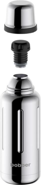 Термос bobber Flask 1000 мл Glossy - разобранный вид