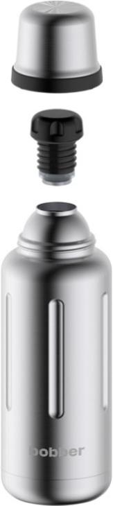 Термос bobber Flask 1000 мл Matte - разобранный вид