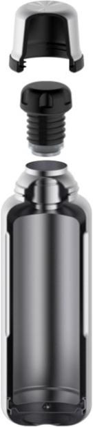 Термос bobber Flask 470 мл Matte - колба из пищевой нержавеющей стали
