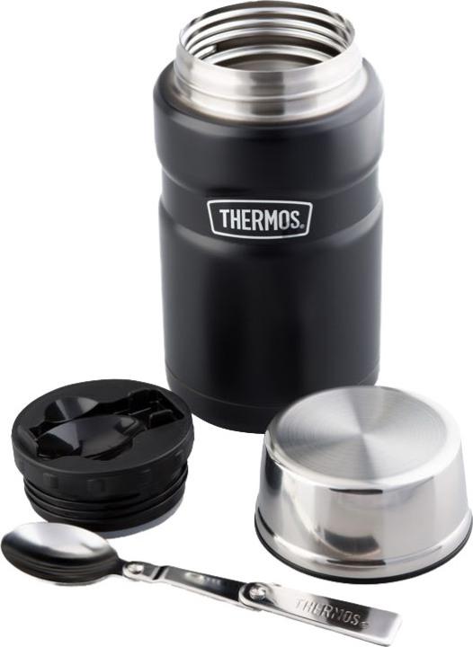 Термос суповой Thermos King SK-3020 700 мл - разобранный вид