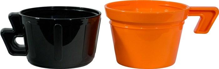 Термос Арктика Тайга 110 серии - две крышки-чашки с ручками
