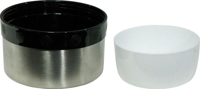 Универсальный термос с широким горлом Арктика 201Б серии - крышка-чашка и миска