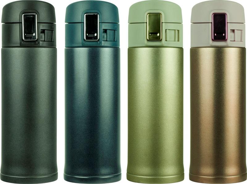 Термокружка Steel Hot 350 мл - доступные цвета