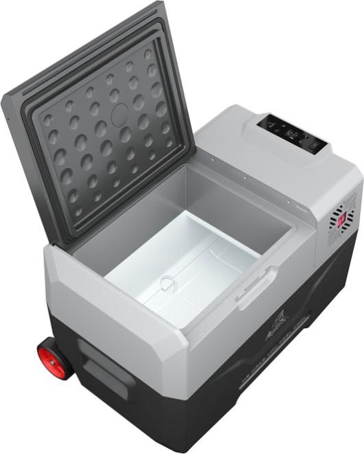Компрессорный автохолодильник Alpicool CX30 - внутренняя ёмкость