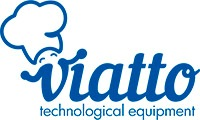Профессиональный термос Viatto для еды - логотип производителя