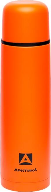 Термос с пластиковым покрытием Арктика 102 П серии - удобная форма