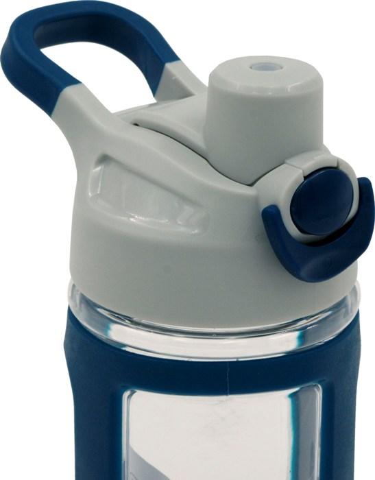 Спортивная бутылка Cille Trio для воды - крышка с поилкой