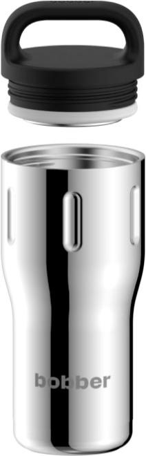 Термокружка bobber Tumbler Handle 470 мл - крышка с ручкой