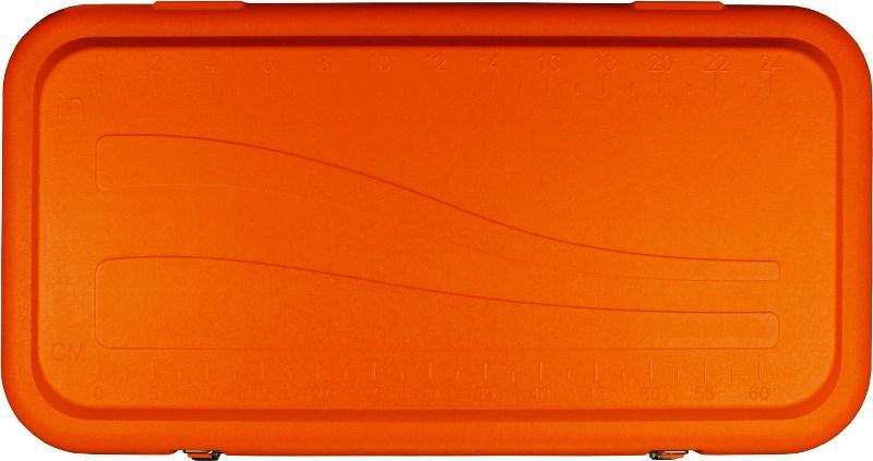 Термоконтейнер Биосталь CB-G-K 45 и 80 литров для продуктов - линейка на крышке
