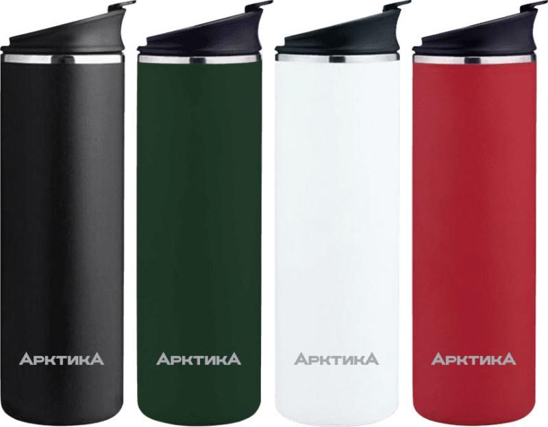Термос-кружка питьевая Арктика 710 серии 480 мл - доступные цвета