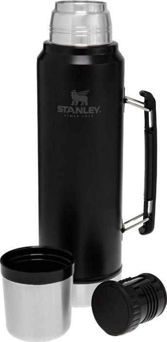 Термос Stanley Classic Legendary Bottle 1 литр - полный комплект