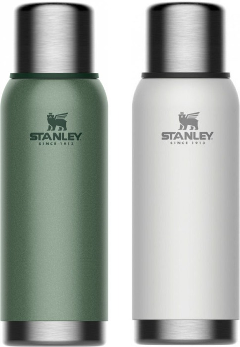 Термос Stanley Adventure Stainless Steel Vacuum Bottle 1 литр - классическая форма