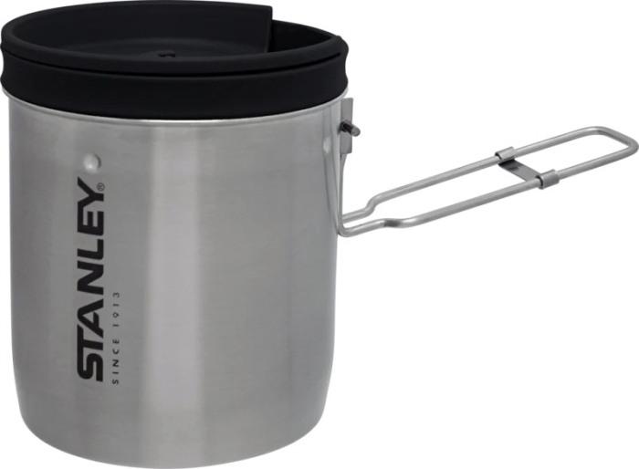 Туристический набор посуды Stanley Adventure Bowl + Spork Compact Cookset - котелок с ручкой