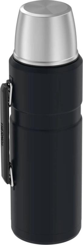 Термос Thermos King SK-2020 2 литра - чёрная матовая краска