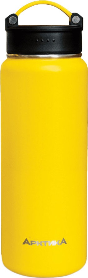 Термос питьевой Арктика 708 серии - удобная форма