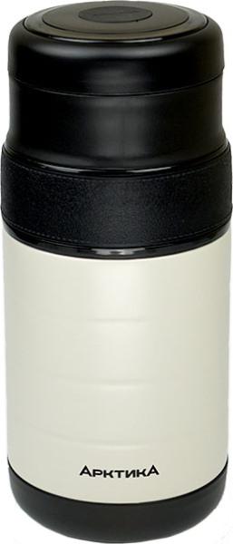 Термос с тремя контейнерами Арктика 308-1300 для еды - компактная форма