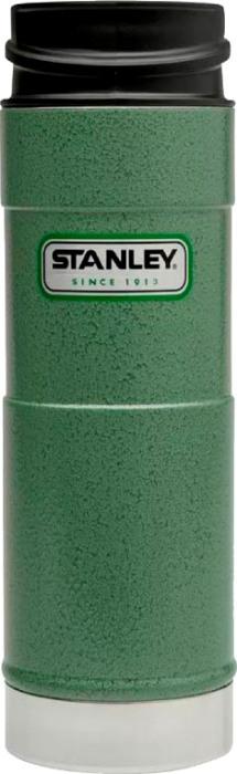 Термокружка для напитков Stanley Classic One Hand 470 мл - удобная форма