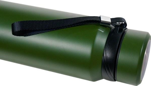 Термос для напитков Steel Soldier Metal - ручной ремешок
