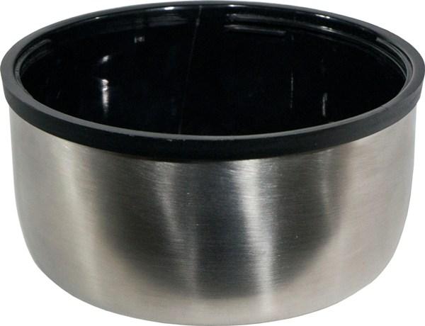 Термос с тремя контейнерами Арктика 403-1500 для еды - крышка-миска