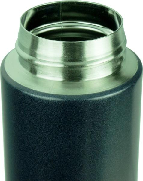 Термокружка Steel Hot 350 и 500 мл - узкое стальное горло