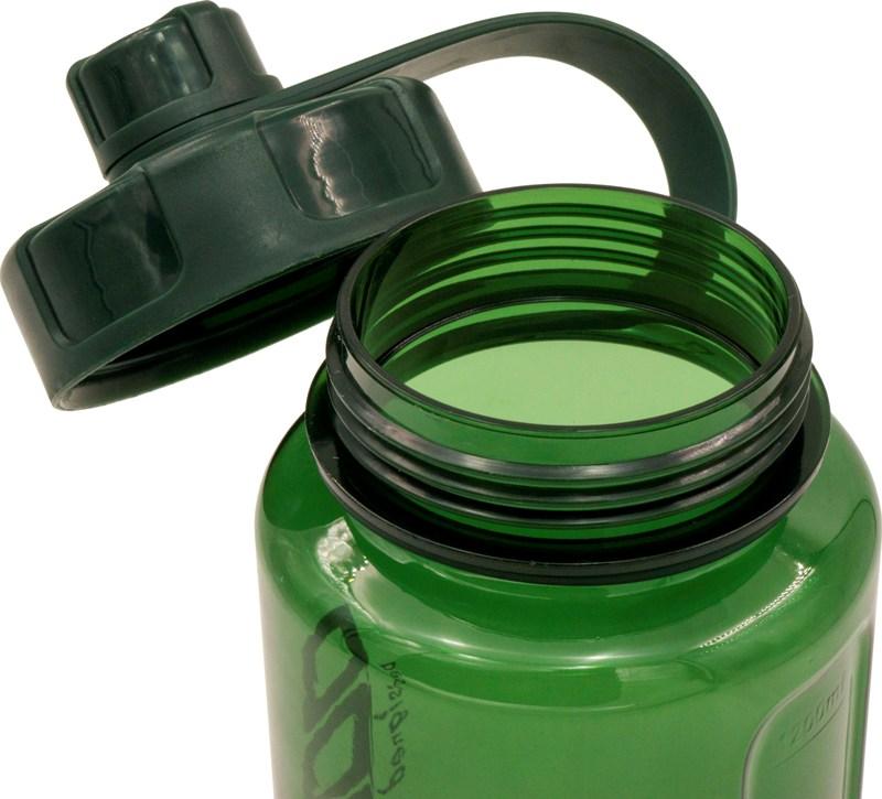 Спортивная бутылка Dodge Big для воды 1,5 литра - широкое горло