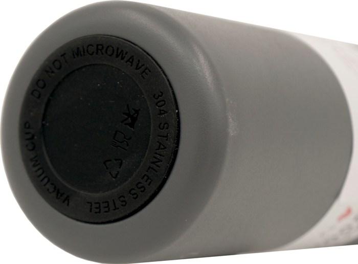 Подарочный набор Steel термос 500 мл и две кружки по 150 мл - прорезиненное дно