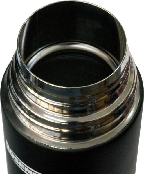 Подарочный набор Rosenberg термос 500 мл и две кружки по 250 мл - стальное горло