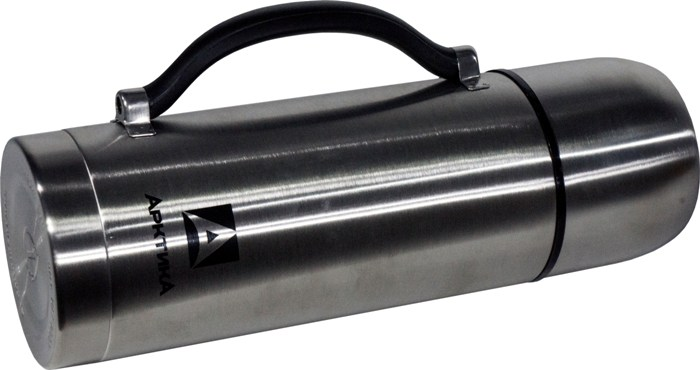 Термос с боковой ручкой Арктика 107 серии - боковая складная ручка