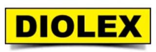 Термос из нержавеющей стали Diolex DX-1 - логотип производителя