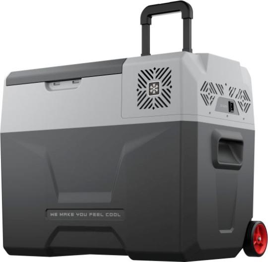 Компрессорный автохолодильник Alpicool CX40-S - удобный и стильный