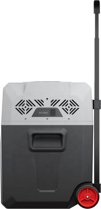 Компрессорный автохолодильник Alpicool CX40-S - телескопическая ручка
