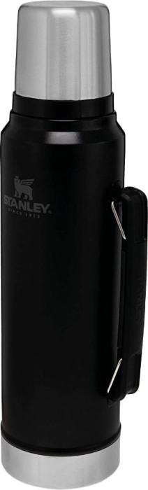 Термос Stanley Classic Legendary Bottle 1 литр - классическая форма