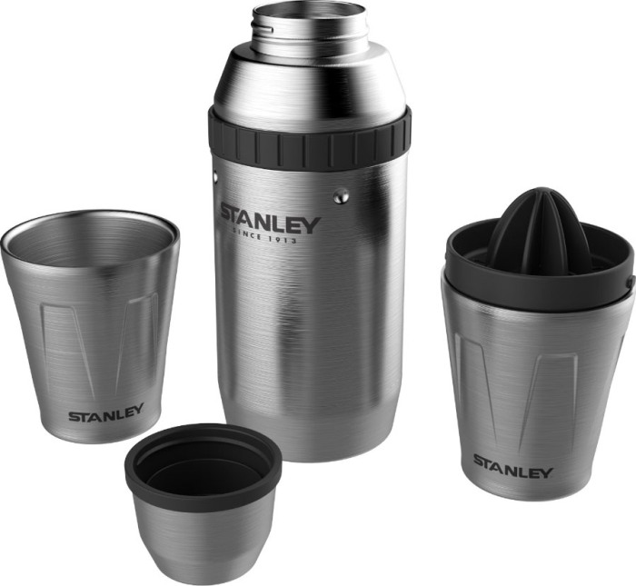 Шейк-система Stanley Adventure Happy Hour Cocktail Shaker Set - полный комплект