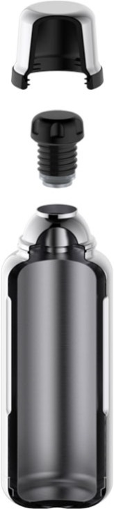 Термос bobber Flask 1000 мл Glossy - колба из пищевой нержавеющей стали