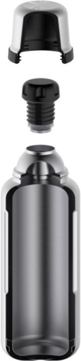Термос bobber Flask 1000 мл Matte - колба из пищевой нержавеющей стали