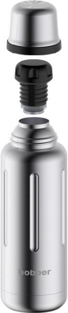 Термос bobber Flask 470 мл Matte - разобранный вид