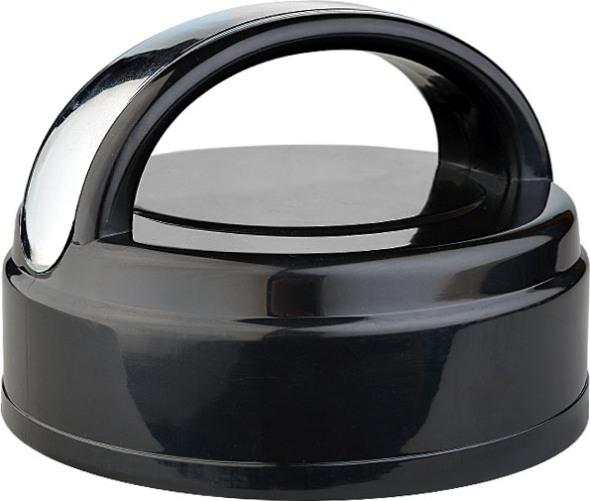 Термос Биосталь NR с контейнерами для еды - крышка с ручкой