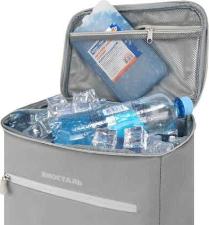 Изотермический терморюкзак Biostal TRP-D Сити 25 литров - внутренняя ёмкость